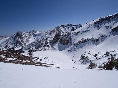 Dunderberg Peak  (12374') 3.15.14
