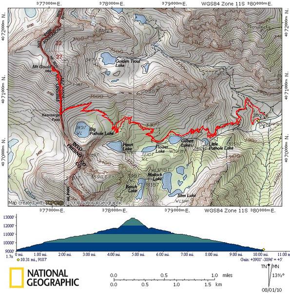Gould Peak