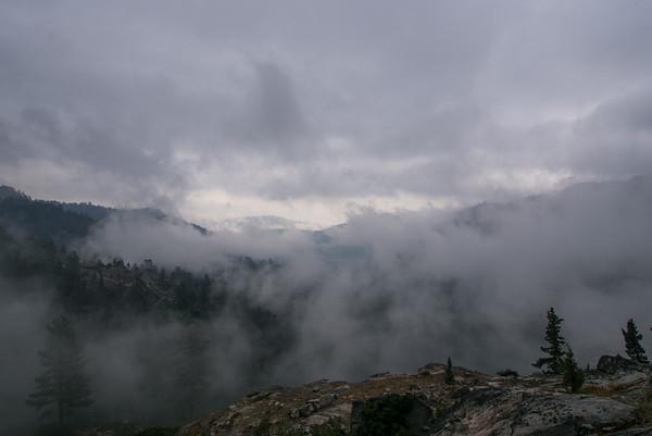 Granite Chief Peak near Squaw Valley 8.5.14