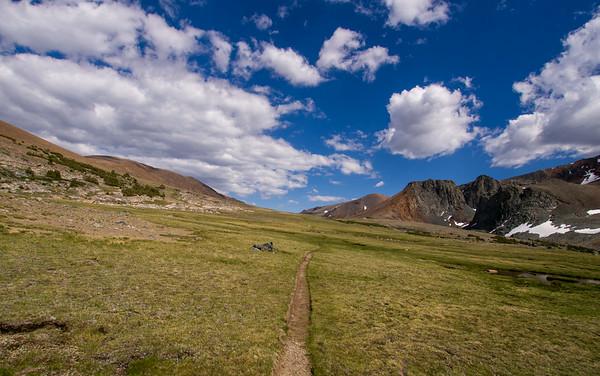 Koip Peak - Ansel Adams Wilderness  7.5.14