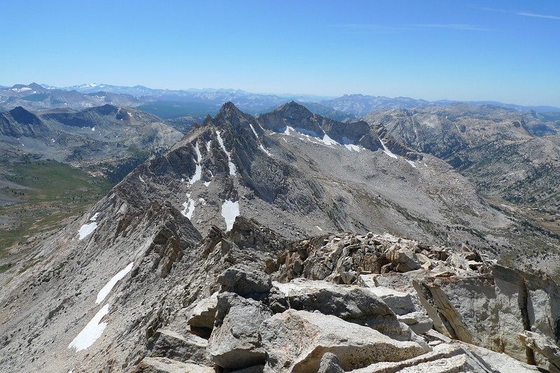 Whorl Mountain, etc...