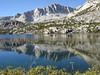 Mount Goode above Long Lake