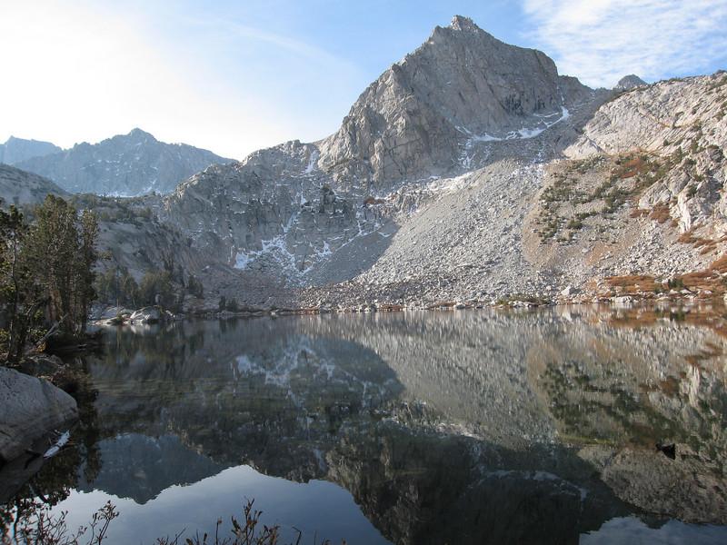 The first Treasure Lake