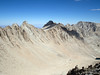 Mount Le Conte in the center