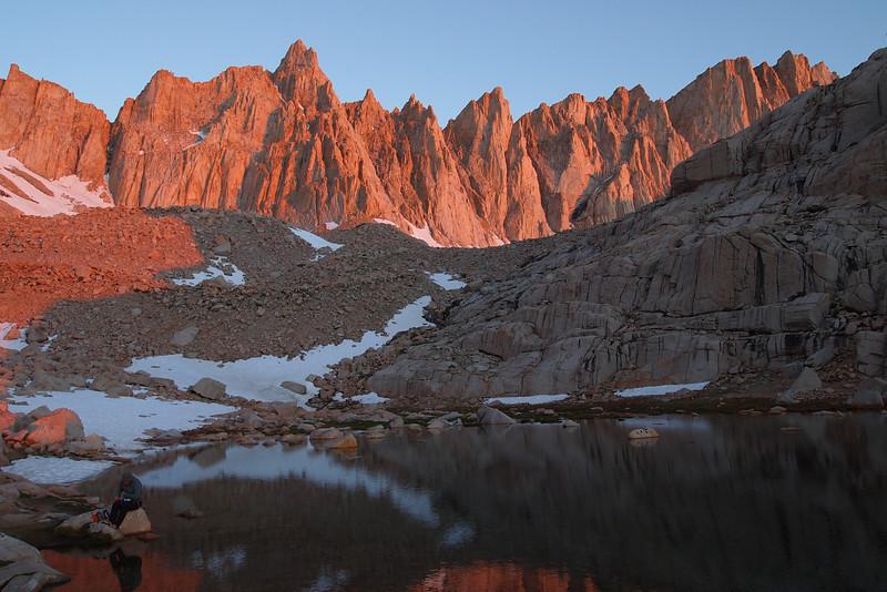 Trail Camp Lake