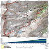 Mount Muir - One Way GPS Track