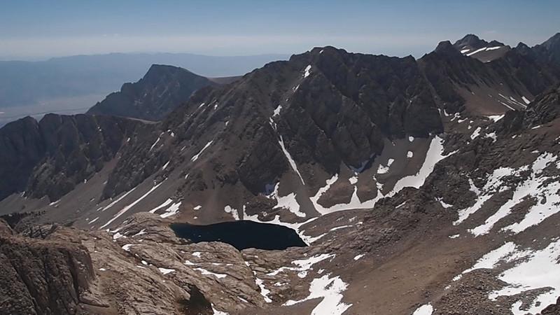 Video taken on the summit of Mount Muir.