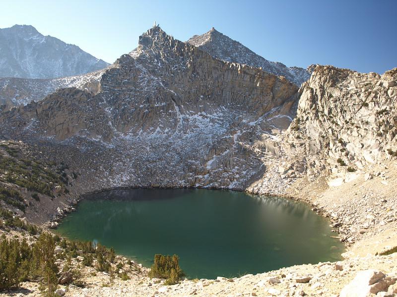 Big Pothole Lake.