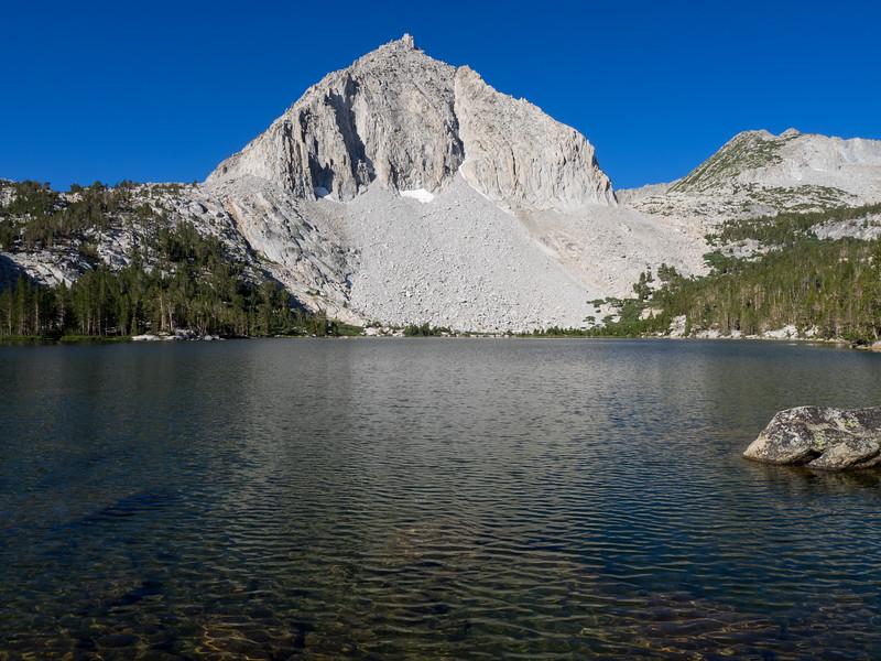 The Upper Hilton Lake