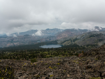 Mount Tallac - Desolation Wilderness  8.4.14