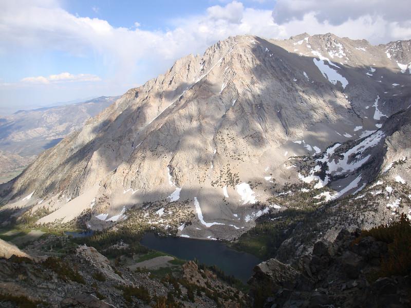 The lower Horton Lakes