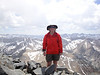 Me, on the summit of Mount Tom