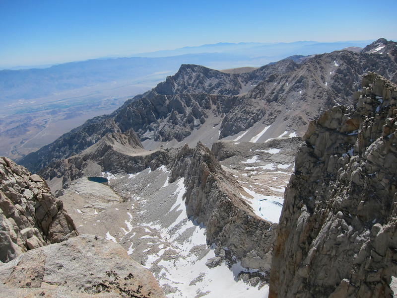 Lone Pine Peak in the center.