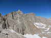 Muir, Whitney, Russell -  Three California 14er's in a row.