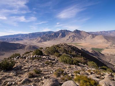Onyx Peak - Southern Sierra  2.16.14