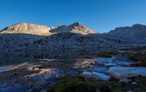 Pine Creek, Granite Park, Lake Italy, Mount Gabb  8/25/18-8/29/18