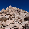 Almost to the summit - just a jumble of rocks