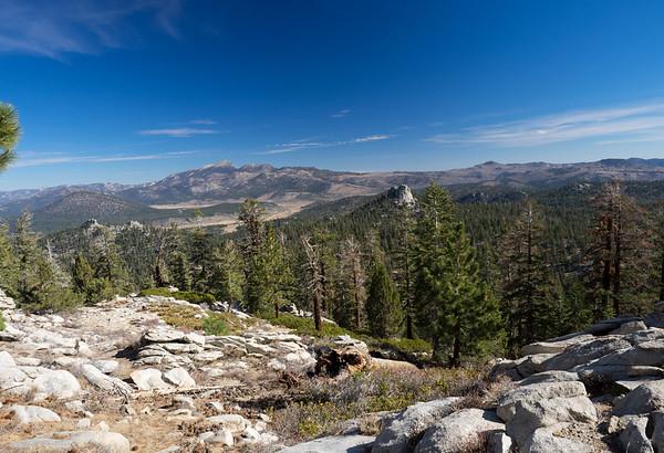 Smith Mountain  - Southern Sierra 10.24.15