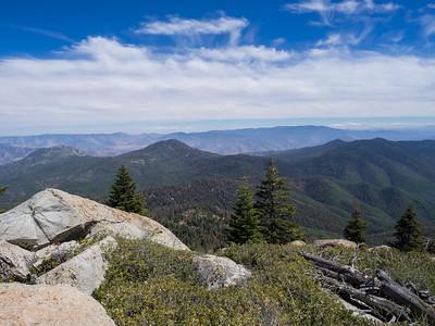 View from Sunday Peak