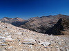 This is not Arrow Pass, but the view to Taboose Pass is very nice from here.