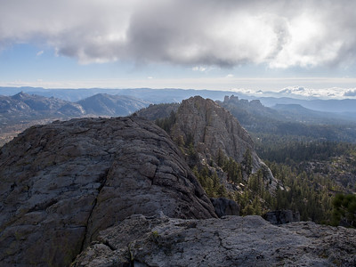 Taylor Dome - Southern Sierra 9.27.14