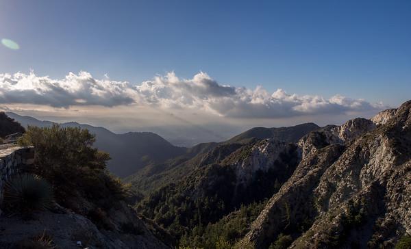 Brown Mountain in the San Gabriels 12.25.14