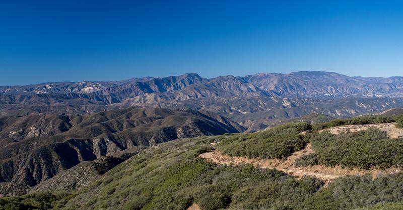 View from Burnt Peak