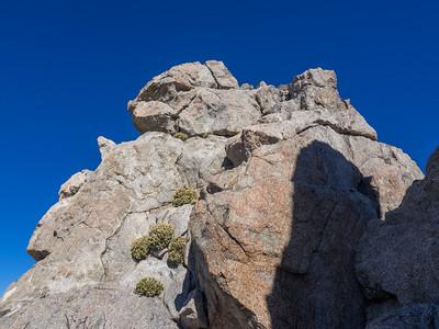 One of the Pinnacles on Cone Peak