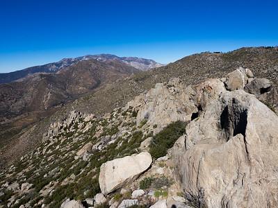 Cone Peak - Desert Divide  11-9-2017