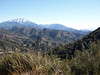 The San Bernardino Mountain Ridge and the Yucaipa Ridge