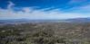 Rock Piles, Cahuilla,  Santa Anas and even Baldy