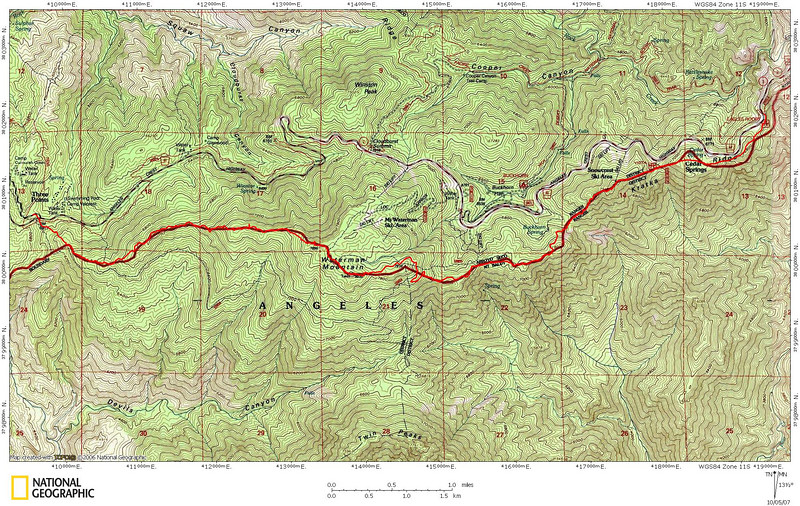 kratka to waterman map
