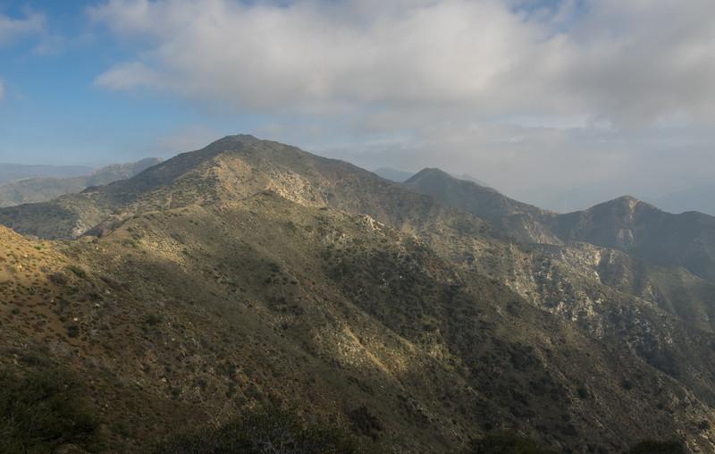 Mendehall Peak