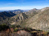 The Angeles Crest Highway and the Surrounding Mountains