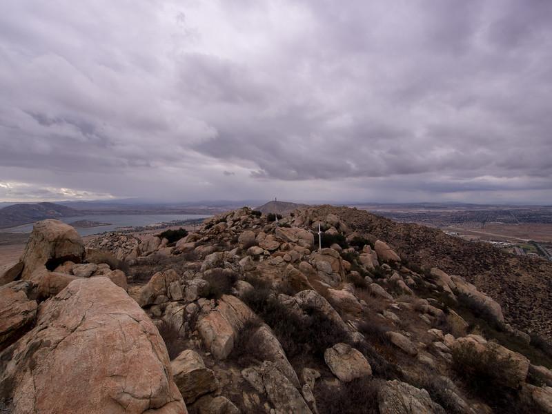 Russell's Summit Ridge