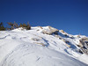 The summit of San Jacinto just ahead.
