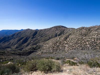 Granite Mountain- Big Round Bump