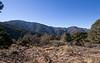 View from Pinyon Ridge - south toward Highway 2