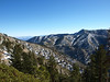 Looking over at Baldy Notch and Thunder Mountain from Register Ridge.
