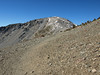 Now I'm on the Devil's Backbone Trail at about 9400' and I'm heading for the summit of Baldy.