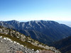 Looking over at Ontario and Cucamonga Peaks