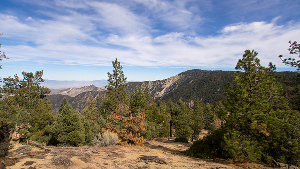 San Emigdio and Brush Mountains in the Las Padres NF  3.8.14