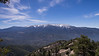 View South over to the San Gorgonio Wilderness from Grand View Point.