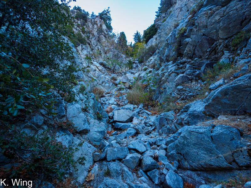 Falling Rock Canyon