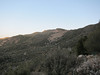 Looking back at McKinley and McKinley Saddle as I head to Santa Cruz Peak.