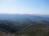 View from near Santa Cruz Peak.