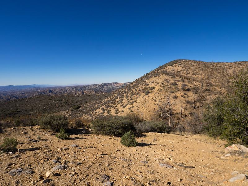 San Guillermo Hike