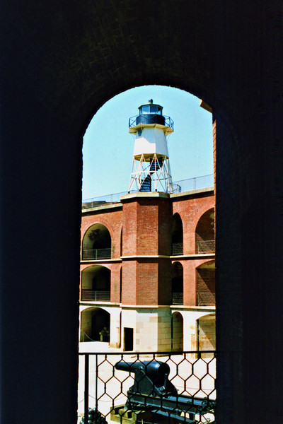 The most famous Keeper at Fort Point was James Rankin who began his service in 1878 and stayed for 41 years. He was Keeper when the great earthquake struck in 1906. The lighthouse and the fort did not receive much damage, but the Keeper watched San Francisco burn down in front of him. Keeper Rankin was also credited with saving 18 lives during his service at Fort Point Light.