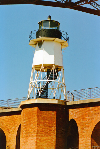 Over the years retired military officers lobbied for the preservation of the fort. On October 16, 1970 the fort, and the lighthouse, were designated a National Historical Site. It is a wonderful park to visit with sweeping views of the Bay and often has actors dressed as Civil War soldiers.