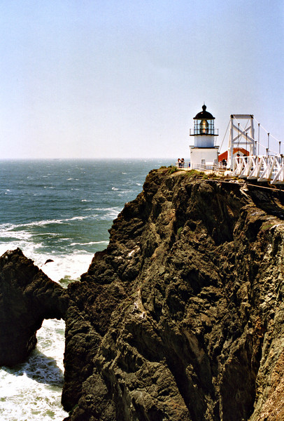 Due to the low pay and the isolation of the station it was difficult to maintain a Keeper at the Point Bonita Light Station. During a nine month period from 1855 to 1856 the light station had seven different keepers.